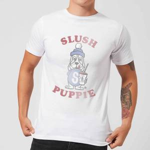 Slush Puppie Slush Puppie Men's T-Shirt - White
