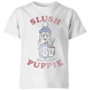Slush Puppie Slush Puppie Kids' T-Shirt - White