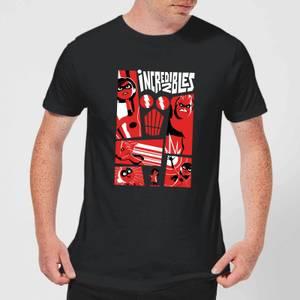 T-Shirt Homme Les Indestructibles 2 - Affiche - Noir