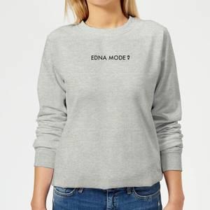 Die Unglaublichen 2 Edna Mode Damen Pullover - Grau