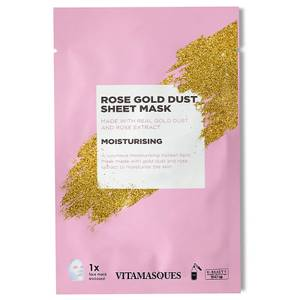 Vitamasques Rose Gold Dust Mask Collection