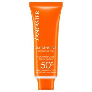 Lancaster Sun Sensitive Delicate Comforting Face Cream SPF50+ 50ml
