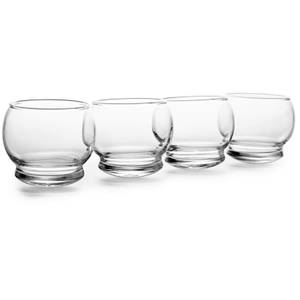 Normann Copenhagen Rocking Glass (Set of 4)
