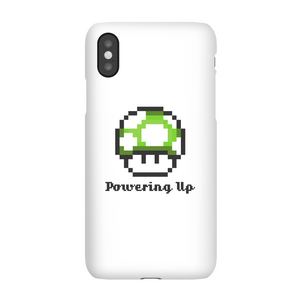 Nintendo Super Mario Powering Up Phone Case