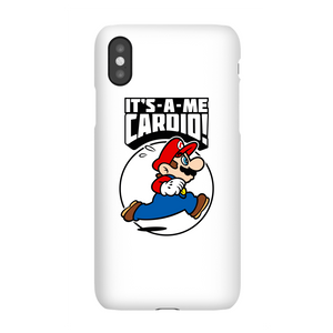 Nintendo Super Mario Cardio Phone Case
