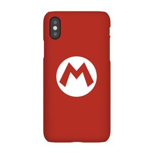 Coque Smartphone Logo Mario - Nintendo pour iPhone et Android