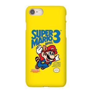 Coque Smartphone Bros 3 - Super Mario Nintendo pour iPhone et Android