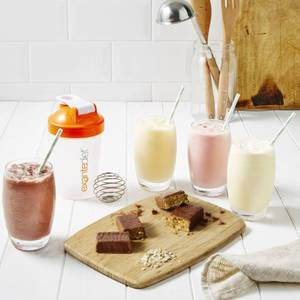 Meal Replacement 12 Week Shakes & Bars 5:2 Fasting Pack