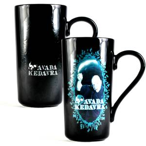Harry Potter Latte Mug (Voldemort)
