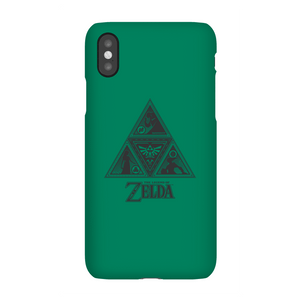 Coque Smartphone Trice - The Legend Of Zelda Nintendo pour iPhone et Android
