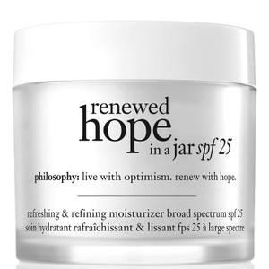 philosophy Renewed Hope in a Jar SPF25 Moisturiser 60ml