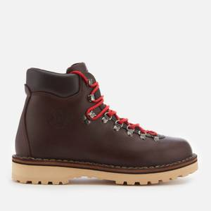 Diemme Roccia Vet Leather Hiking Style Boots - Mogano