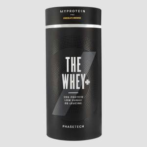Myprotein THE Whey+ with PhaseTech