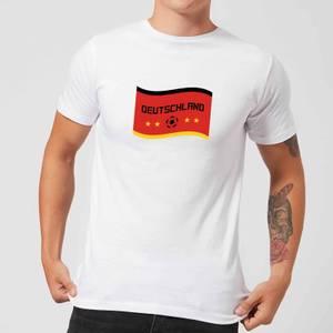 Deutschland Men's T-Shirt - White