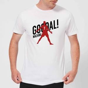 Goal Machine Men's T-Shirt - White