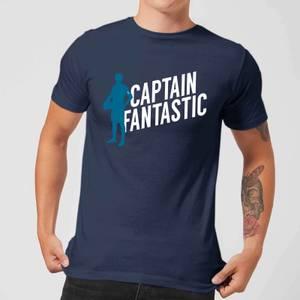Captain Fantastic Men's T-Shirt - Navy