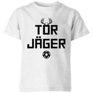 TOR JAGER Kids' T-Shirt - White