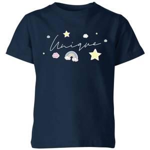 My Little Rascal UNIQUE Kids' T-Shirt - Navy