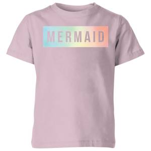 My Little Rascal Mermaid - Baby Pink Kids' T-Shirt