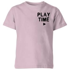 My Little Rascal Play Time Baby Pink Kids' T-Shirt