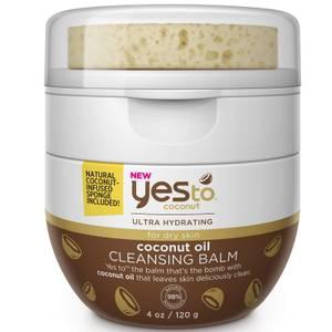 Очищающий бальзам yes to Coconut Cleansing Balm