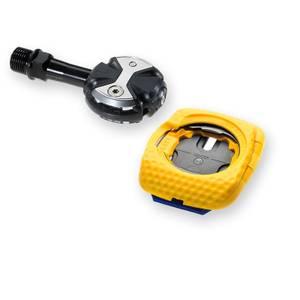 Speedplay Zero Cromoly Pedals - Walkable/Aero Cleats