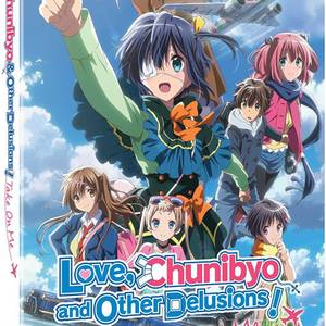 Love, Chunibyo and Other Delusions! The Movie - Take On Me