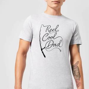 Reel Cool Dad Men's T-Shirt - Grey