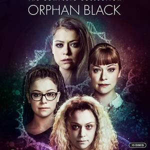 Orphan Black - The Complete Boxset