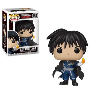 Figurine Pop! Roy Mustang Fullmetal Alchemist