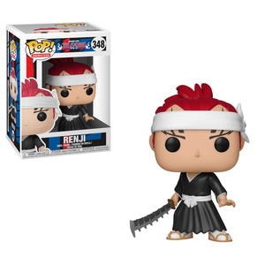 Figura Funko Pop! Renji - Bleach