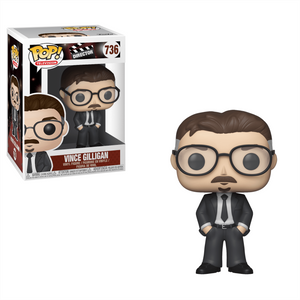 Figurine Pop! Vince Gilligan