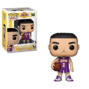 NBA Lakers Lonzo Ball Pop! Vinyl Figure