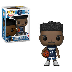 NBA Timberwolves Jimmy Butler Pop! Vinyl Figure