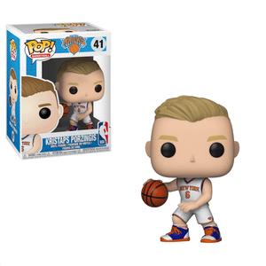 NBA Knicks Kristaps Porzingis Pop! Vinyl Figure