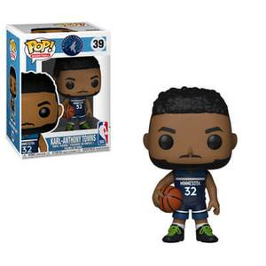 NBA Timberwolves Karl-Anthony Towns Pop! Vinyl Figure