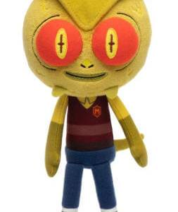 Peluche Funko Rick and Morty Lizard Morty Galactic