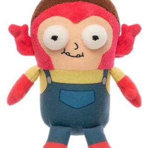 Rick and Morty Morty Jr Galactic Plush