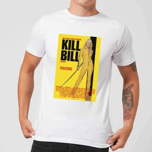T-Shirt Homme Affiche Kill Bill - Blanc