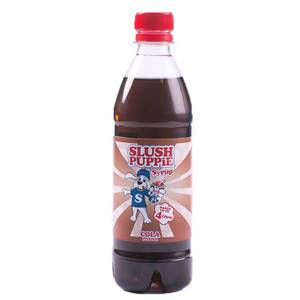 Slush Puppie Sirup – Cola