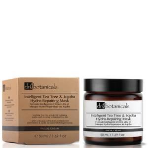 Dr Botanicals Tea Tree and Jojoba Hydro-Repairing Mask nawilżająco-regenerująca maseczka do twarzy 50 ml