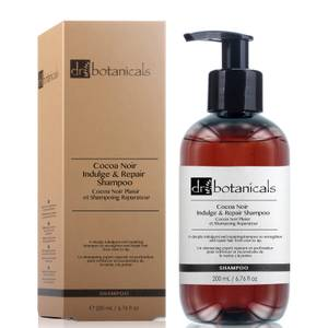 Dr Botanicals Cocoa Noir Indulge and Repair Shampoo regenerujący szampon do włosów 200 ml