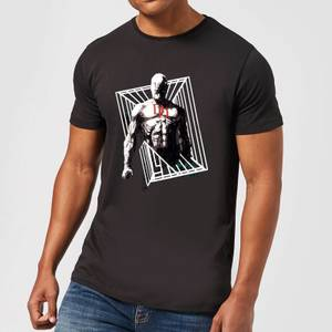 T-Shirt Homme Daredevil Cage - Marvel Knights - Noir