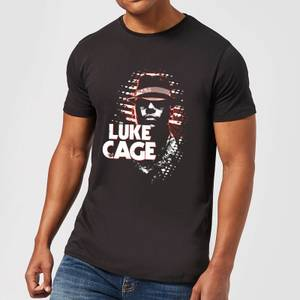 T-Shirt Marvel Knights Luke Cage - Nero - Uomo