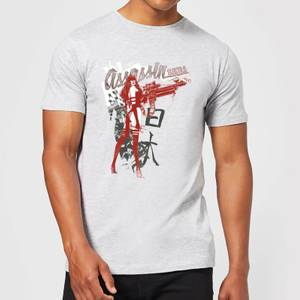 T-Shirt Homme Elektra Assassin - Marvel Knights - Gris