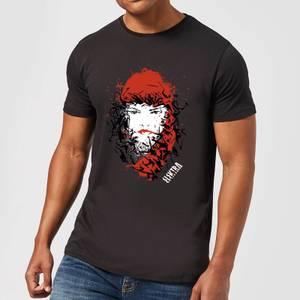 Camiseta Marvel Knights Elektra Face of Death - Hombre - Negro