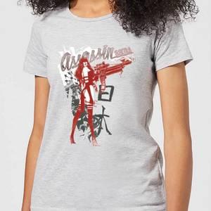 Marvel Knights Elektra Assassin Women's T-Shirt - Grey