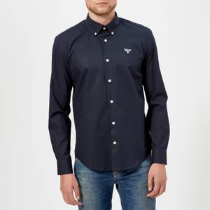 Barbour Men's Beacon Seathwaite Shirt - Navy