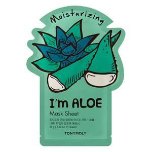 TONYMOLY I'm Real Sheet Mask - Aloe