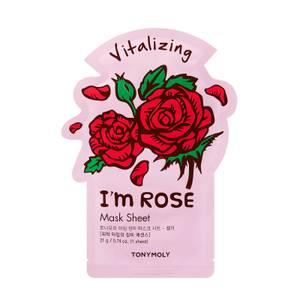 TONYMOLY I'm Real Sheet Mask - Rose